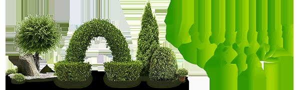 Изумрудный сад ❀ Logo